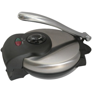 Tortilla Maker with Stainless Steel Finish