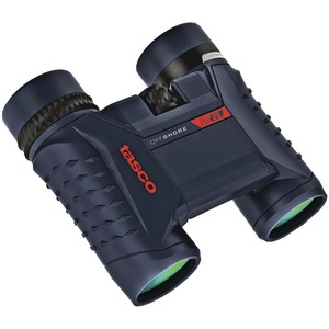 TASCO Offshore(R) 8 x 25mm Waterproof Folding Roof Prism Binoculars 200825