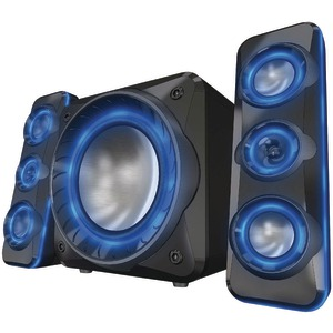SYLVANIA Light Up Bluetooth 2.1 Speaker System SHTIB1060-BT