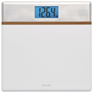 TAYLOR High Gloss Digital Scale with Glass Core 74264012