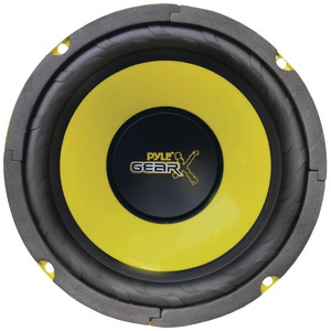 PYLE Gear-X Series 6.5 inch. 300-Watt Mid Bass Woofer PLG64