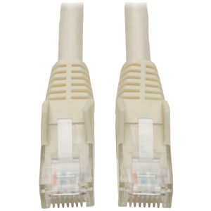 TRIPP LITE CAT-6 Gigabit Snagless Molded Molded Patch Cable (5ft) N201-005-WH