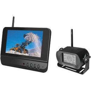 BOYO 7 Inch. 2.4GHz Digital Wireless Rearview System VTC700R