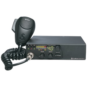 COBRA ELECTRONICS 40-Channel CB Radio with 10 NOAA Weather Channels 18 WX ST II