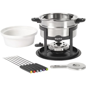 STARFRIT 3-in-1 Twelve-Piece Fondue Set 092521-004-0000