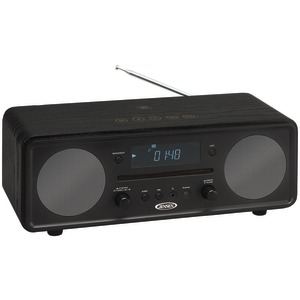 JENSEN(R) Bluetooth(R) Digital Music System with CD Player JBS-600