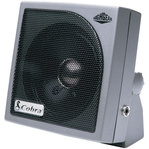 COBRA ELECTRONICS HighGear(R) Noise-Canceling External Speaker HG S300