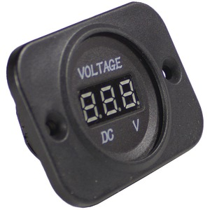 BATTERY DOCTOR(R) DC Digital Voltage Meter 20600