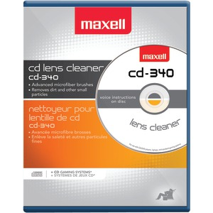 MAXELL CD-CD-ROM Laser Lens Cleaner 190048
