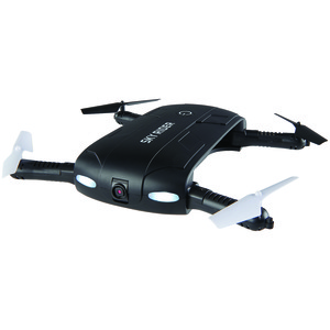 SKYRIDER Sparrow Pro Foldable Smart Drone with Wi-Fi(R) Camera DRW477B