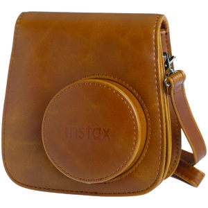 FUJIFILM Instax(R) Mini 9 Groovy Case (Tan) 600018469