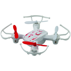 SKYRIDER Mini Quadcopter Drone with LEDs DR177R