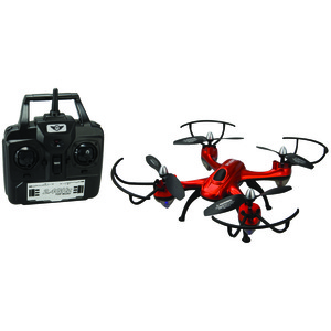 SKYRIDER Harrier Pro Quadcopter Drone with Wi-Fi(R) Camera DRW457O