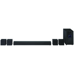 ILIVE Bluetooth(R) 5.1 Home Theater System IHTB138B