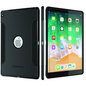 SAHARACASE Classic Protective Kit for iPad(R) 12.9 inch. (Black) C-IPD-12.9-BK