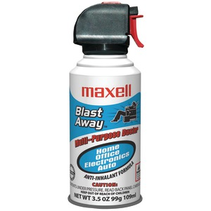 MAXELL Mini Blast Away Canned Air 190027 - CA5