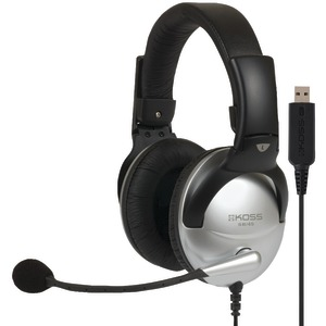 KOSS SB45 USB Communication Headset 178203
