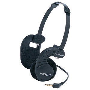 KOSS SportaPro Behind-The-Neck Headphones 164020