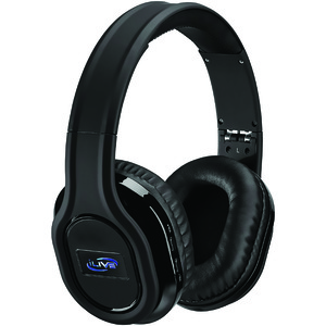 ILIVE PLATINUM Bluetooth(R) Noise-Canceling Headphones with Microphone IAHP87B