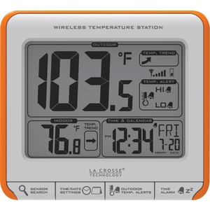 LA CROSSE TECHNOLOGY Wireless Weather Station 308-179OR