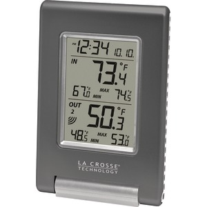 LA CROSSE TECHNOLOGY Wireless Temperature Station WS-9080U-IT-CBP