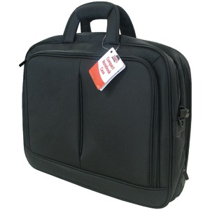 TRAVEL SOLUTIONS Top-Loading Notebook Bag (15.4 Inch.) 23004