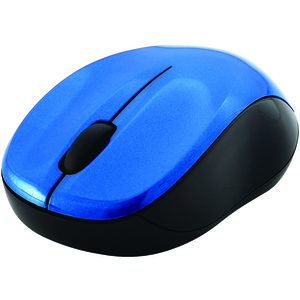 VERBATIM(R) Silent Wireless Blue LED Mouse (Blue) 99770
