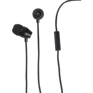 Stereo In-Ear Earbuds with In-Line Microphone
