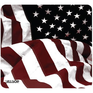 ALLSOP Old Fashioned American Flag Mouse Pad 29302