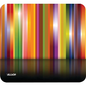 ALLSOP Mouse Pad (Tech Multi Stripes) 30599