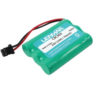 Uniden(R) DCT Series DCX Series TCX Series & TRU Series Cordless Phone Replacement Battery