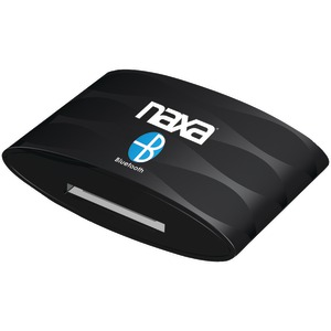NAXA 30-Pin Bluetooth(R) Receiver & Adapter NAB-4000