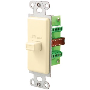 PRO-WIRE Source-Speaker Switch (Almond) IW-101-A