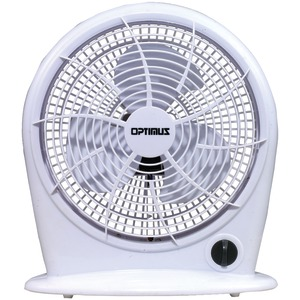 OPTIMUS 10 Inch. Stylish Personal Fan F-1030