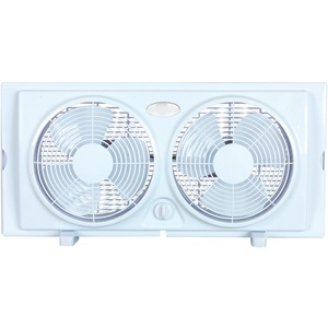 OPTIMUS 7 Inch. Twin Window Fan F-5280
