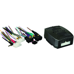 AXXESS(R) GMOS-LAN-29 Amplified OnStar(R) Interface for 2006-Up GM(R) Vehicles GMOS-LAN-02