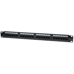 INTELLINET CAT-6 Patch Panel 24 Port UTP 1U 520959