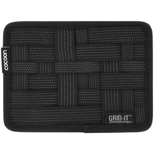 COCOON 5 Inch. x 7 Inch. Grid-It(TM) Organizer CPG4BK