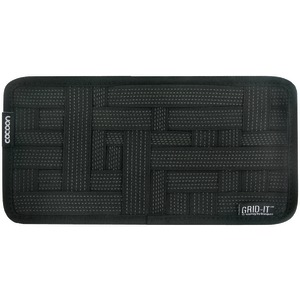 5.13 Inch. x 10 Inch. Grid-It(TM) Organizer (Black)