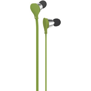 Jive Earbuds with Microphone (Green)