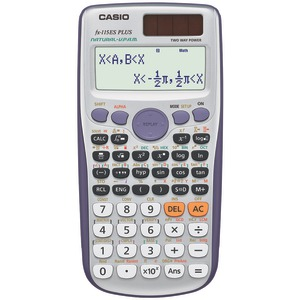 CASIO Natural Textbook Display Calculator FX115ESPLUS