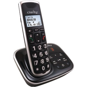Amplified Bluetooth(R) Cordless Phone with Answering Machine