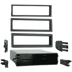 METRA Under-Radio Multipocket for Ford(R)-Mazda(R)-Nissan(R)-Toyota(R)-Volvo(R) 88-00-9000