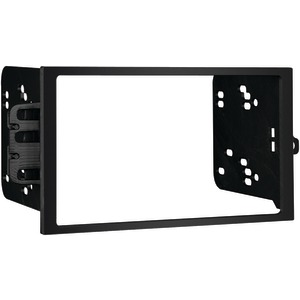 METRA 1990 & Up Buick(R)-Cadillac(R)-GM(R)-Oldsmobile(R)-Pontiac(R)-Isuzu(R) Double-DIN Installation Multi Kit 95-2001