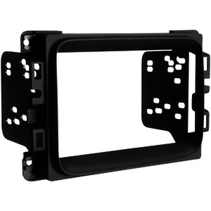 METRA 2013 & Up Ram(R) 1500-2500-3500 without 8.4 Inch. Screen Double-DIN Mount Kit 95-6518B