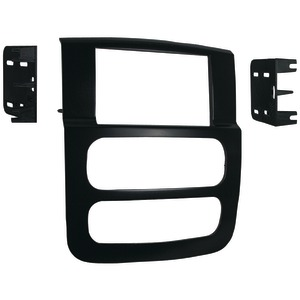 METRA 2002 - 2005 Dodge(R) Ram Double-DIN Black 95-6522B