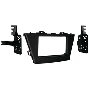 METRA 2012 & Up Toyota(R) Prius V Double-DIN Black 95-8243B