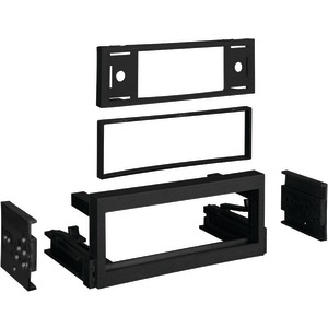 METRA 1995 - 2005 Cadillac(R)-Chevrolet(R)-GMC(R) Truck Single-DIN Installation Multi Kit 99-3002