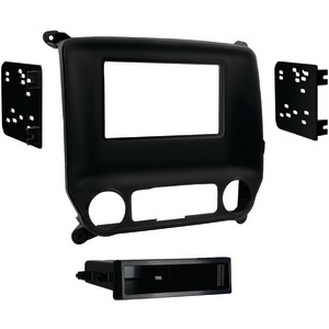 METRA 2014 & Up Chevrolet(R) Silverado-GMC(R) Sierra Single-DIN-Double-DIN Installation Kit 99-3014G