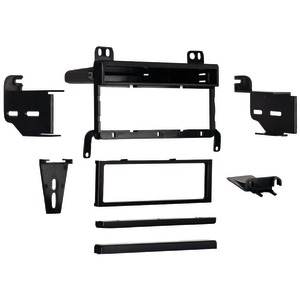 METRA 1995-2011 Ford(R) Installation Dash Kit for Single- or Double-DIN Radios 99-5027